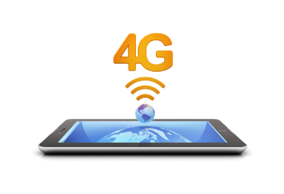 4G w-tablet